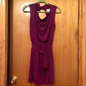 Jessica Simpson Magenta Dress